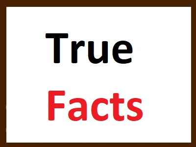 True interesting facts