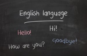 B.A. (English) course after 12th