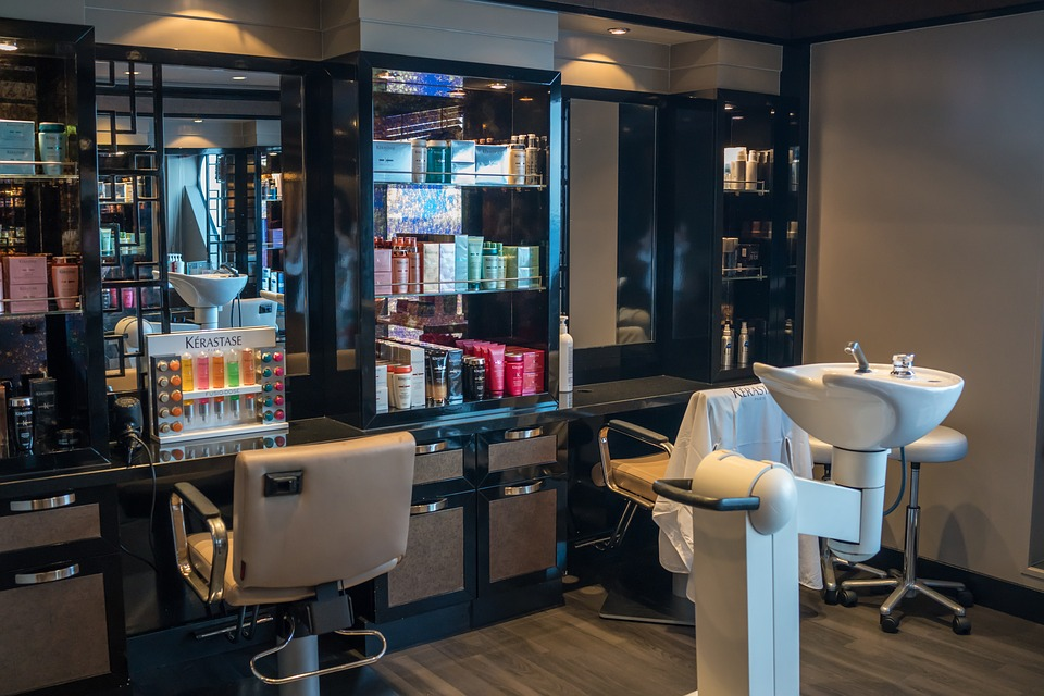 hair salons in San Diego