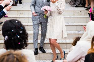How to attract a girl in a marriage ceremony