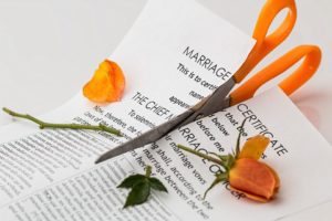 What is the process of getting a divorce