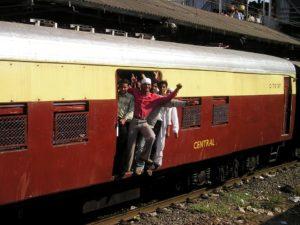 current train running status