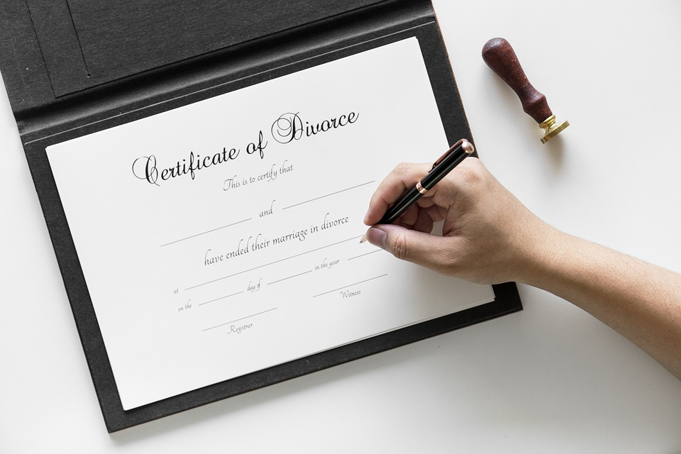 divorce procedure in india