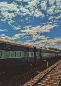 indian railway running status