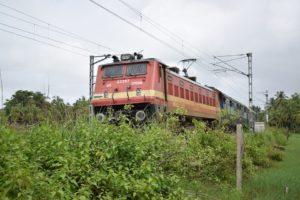 train running information