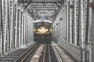 train running status on mobile