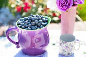 why are blueberries good for you