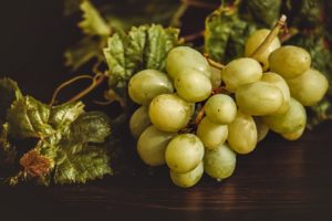 why are grapes good for you