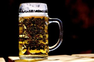 health benefits of drinking beer daily